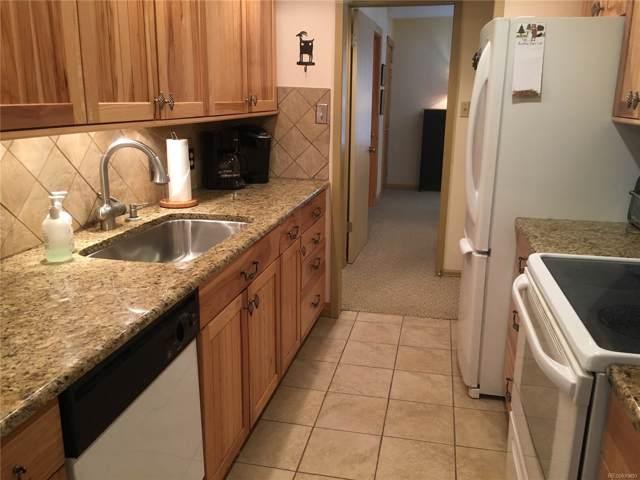 700 Snowberry Lane #102, Breckenridge, CO 80424 (MLS #5761272) :: 8z Real Estate