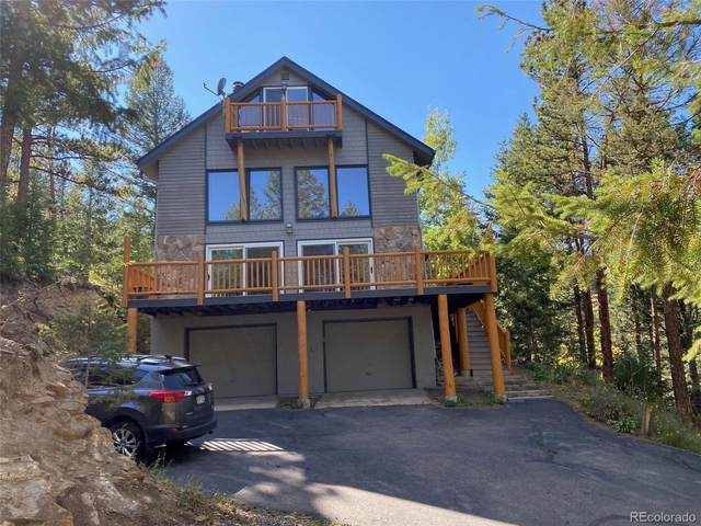 344 Beaver Brook Canyon Road, Evergreen, CO 80439 (MLS #5762511) :: 8z Real Estate