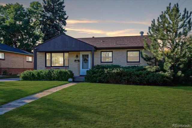 7220 E 12th Avenue, Denver, CO 80220 (#5763198) :: Wisdom Real Estate