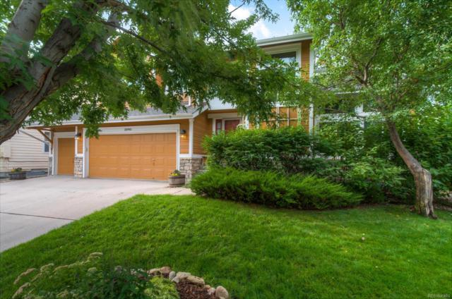 18990 E Creekside Drive, Parker, CO 80134 (#5765912) :: The Griffith Home Team