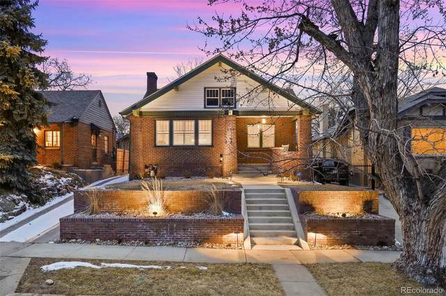 629 Garfield Street, Denver, CO 80206 (#5768716) :: The Dixon Group