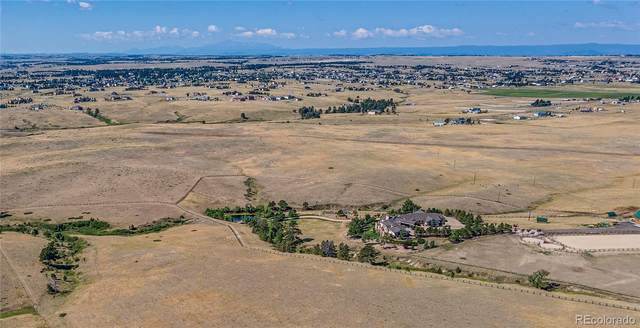 Parcel 8 County Road 186, Elizabeth, CO 80107 (MLS #5772042) :: The Sam Biller Home Team