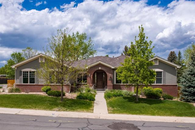 5999 S Clayton Street, Centennial, CO 80121 (#5772970) :: The HomeSmiths Team - Keller Williams