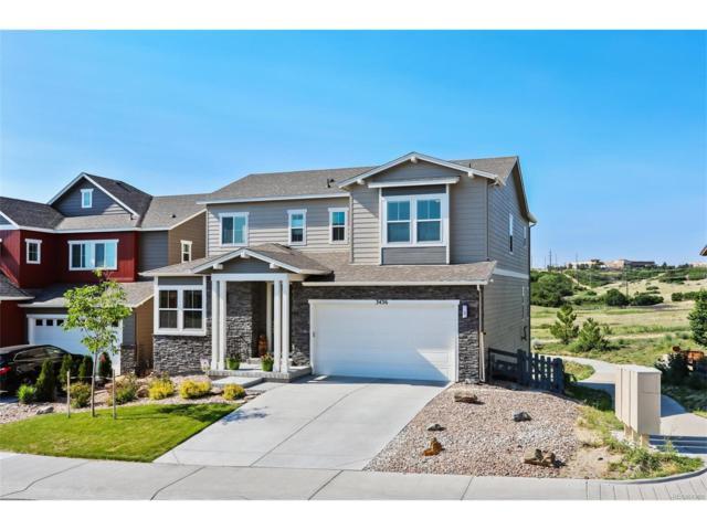 3436 Ghost Dance Drive, Castle Rock, CO 80108 (MLS #5773335) :: 8z Real Estate