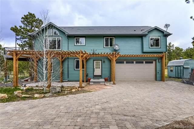 55 High Lake Drive, Ward, CO 80481 (#5776269) :: Mile High Luxury Real Estate