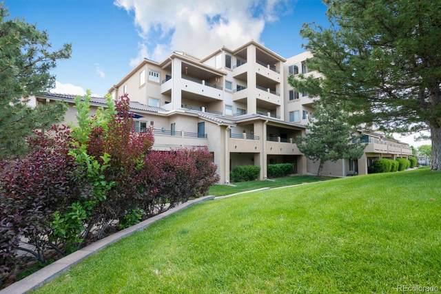 13351 W Alameda Parkway #401, Lakewood, CO 80228 (MLS #5778895) :: The Sam Biller Home Team