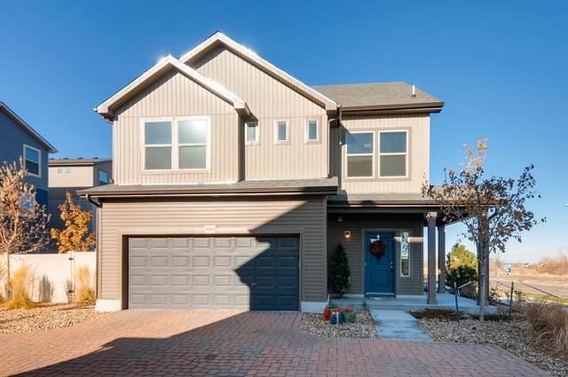 4886 Halifax Court, Denver, CO 80249 (#5780216) :: The HomeSmiths Team - Keller Williams