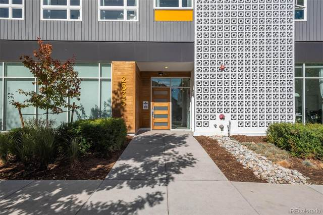 2835 W 24th Avenue #202, Denver, CO 80211 (#5780624) :: Signature Realty, Inc.