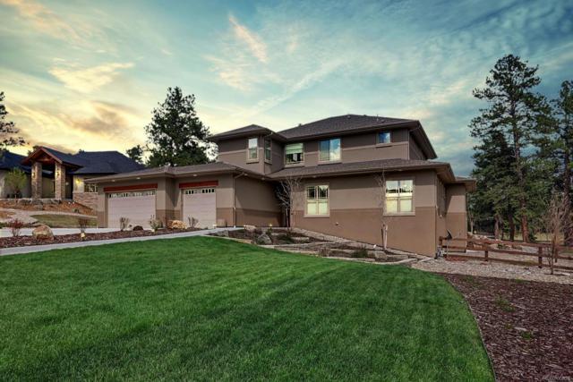 5746 Regal Oak Lane, Parker, CO 80134 (#5783700) :: Wisdom Real Estate