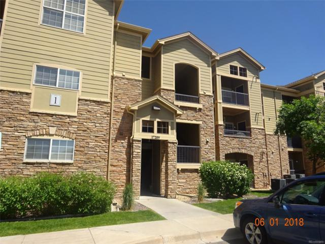 17209 Wilde Avenue #303, Parker, CO 80134 (#5783759) :: The DeGrood Team