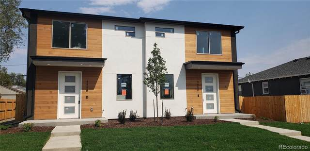 2881 S Delaware Street, Englewood, CO 80110 (MLS #5784157) :: 8z Real Estate