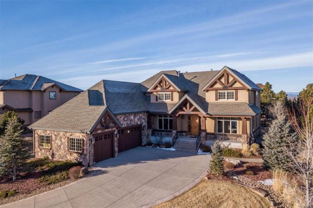 9367 Windhaven Drive, Parker, CO 80134 (#5787674) :: The Peak Properties Group