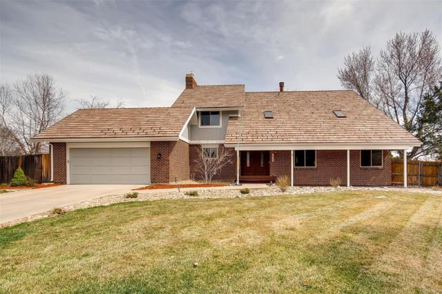 15790 E Monmouth Place, Aurora, CO 80015 (MLS #5788635) :: Kittle Real Estate