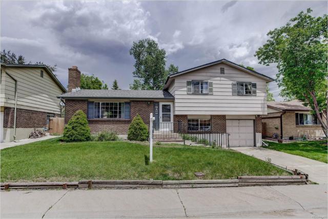 9409 W Burgundy Avenue, Littleton, CO 80123 (#5789617) :: HomePopper