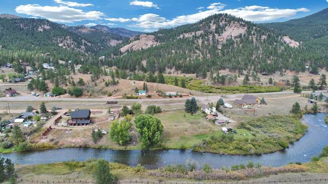 16774 Pine Valley Road, Pine, CO 80470 (#5790826) :: The DeGrood Team
