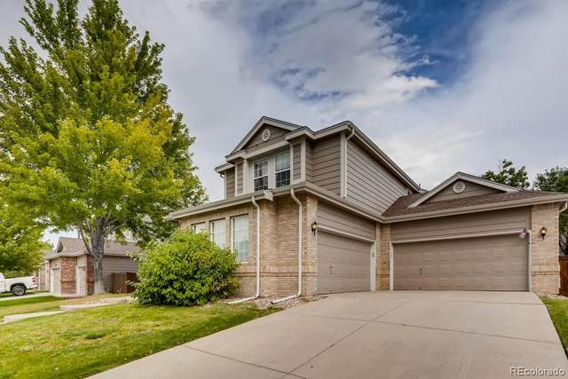 10148 Stephen Place, Highlands Ranch, CO 80130 (#5794344) :: Bring Home Denver with Keller Williams Downtown Realty LLC