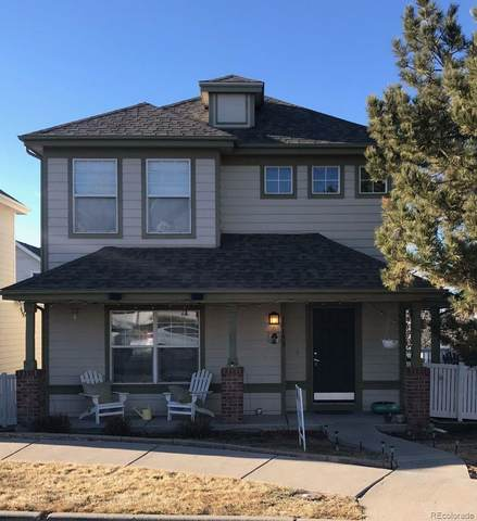 17193 E Wyoming Drive, Aurora, CO 80017 (#5795374) :: The DeGrood Team