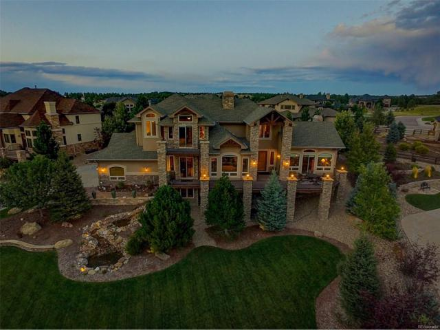 5316 Grand Fir Court, Parker, CO 80134 (#5795452) :: The Sold By Simmons Team