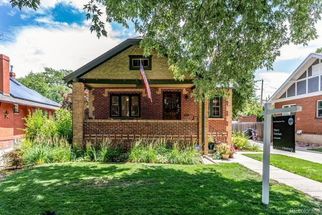 1630 Clermont Street, Denver, CO 80220 (#5796146) :: The Heyl Group at Keller Williams