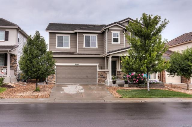 10181 Greenfield Circle, Parker, CO 80134 (#5796532) :: The Peak Properties Group