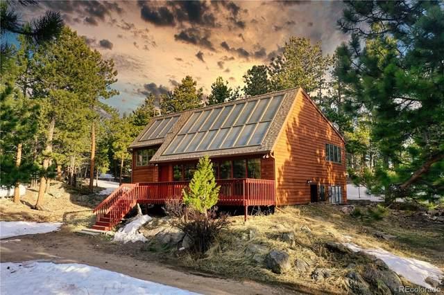 37 Bridger Trail, Ward, CO 80481 (#5797092) :: Mile High Luxury Real Estate