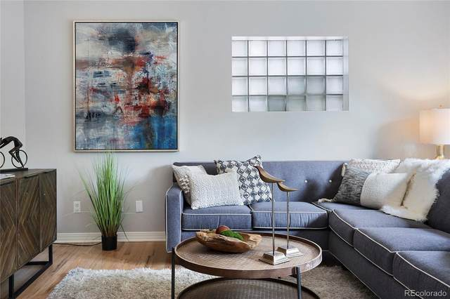 1272 S Milwaukee Street, Denver, CO 80210 (#5800456) :: Mile High Luxury Real Estate