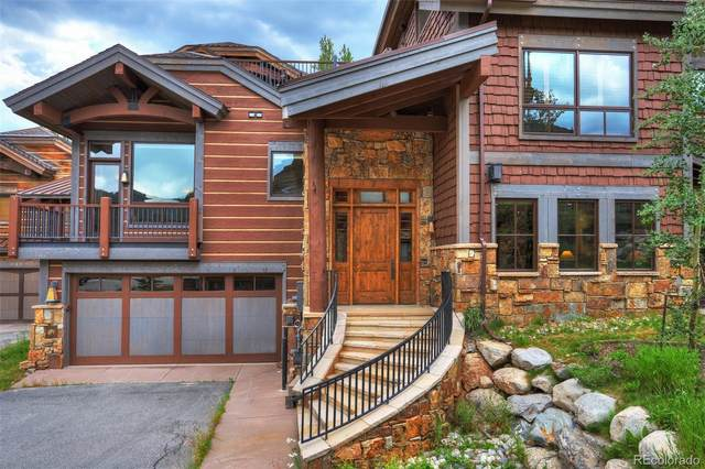 884 Beeler Place, Copper Mountain, CO 80443 (#5800548) :: Berkshire Hathaway Elevated Living Real Estate