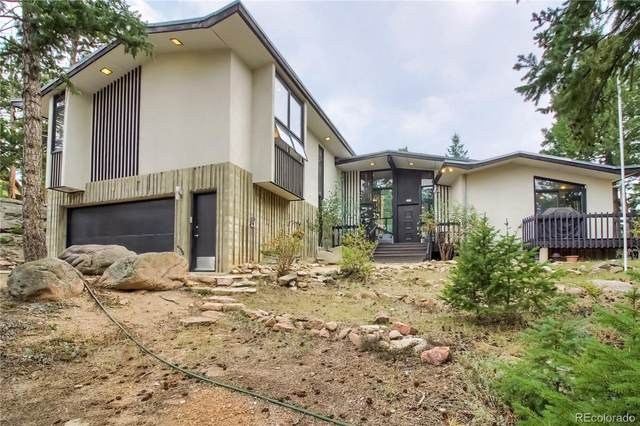 33352 Lynx Lane, Evergreen, CO 80439 (#5802022) :: The Brokerage Group