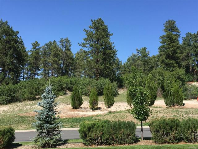 1551 Avenida Del Sol, Castle Rock, CO 80104 (#5804869) :: Bring Home Denver