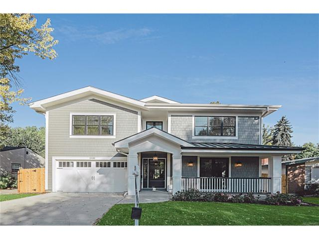 2430 S Garfield Street, Denver, CO 80210 (#5806862) :: Thrive Real Estate Group