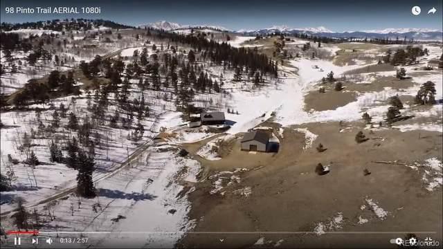 98 Pinto Trail, Como, CO 80432 (#5808252) :: Sultan Newman Group