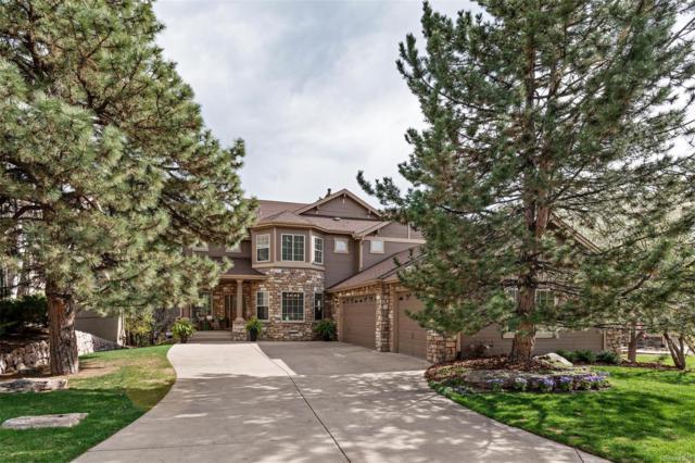 964 Greenridge Lane, Castle Pines, CO 80108 (#5809728) :: HomePopper