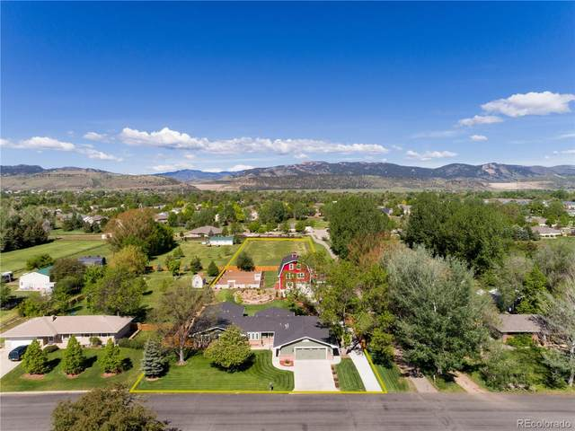 3701 Richmond Drive, Fort Collins, CO 80526 (#5812383) :: The DeGrood Team
