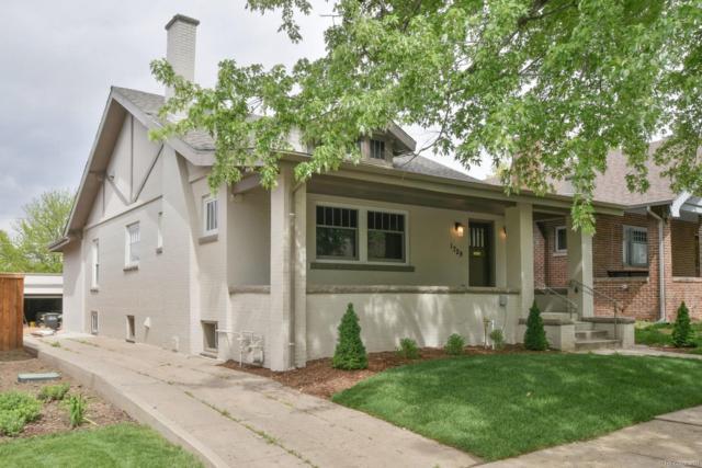1729 Albion Street, Denver, CO 80220 (#5814302) :: The Peak Properties Group