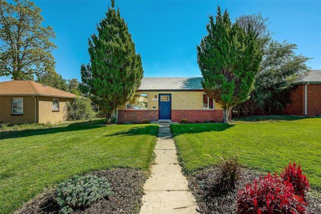 3878 N Madison Street, Denver, CO 80205 (#5814702) :: The Peak Properties Group