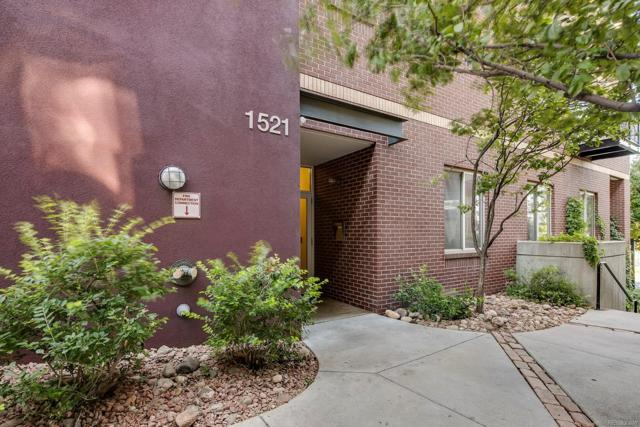 1521 Central Street 1D, Denver, CO 80211 (#5817737) :: The City and Mountains Group