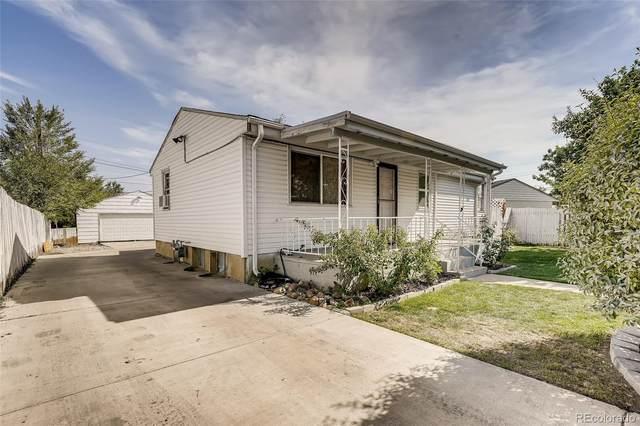 420 Benton Street, Lakewood, CO 80226 (MLS #5817921) :: 8z Real Estate