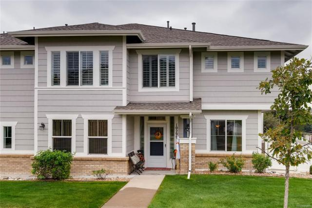 10299 Sedge Grass Way, Highlands Ranch, CO 80129 (MLS #5819967) :: 8z Real Estate