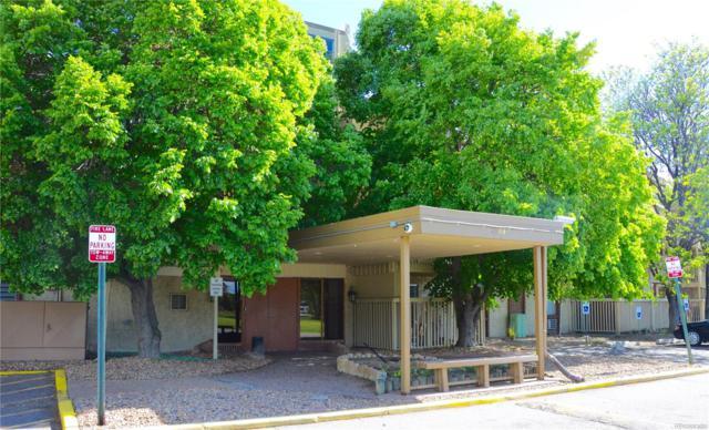 1304 S Parker Road #361, Denver, CO 80231 (#5825091) :: Mile High Luxury Real Estate