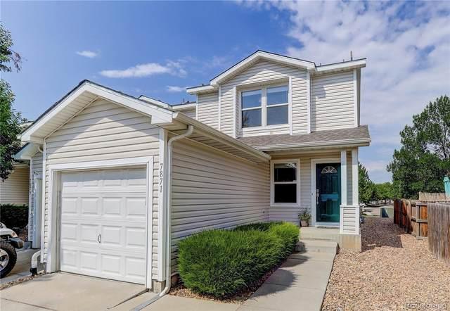 7871 S Kittredge Circle, Englewood, CO 80112 (MLS #5828115) :: Kittle Real Estate
