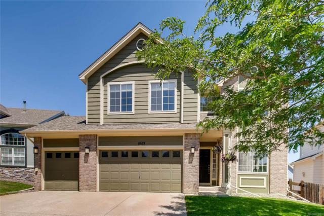 11629 Stoneybrooke Street, Parker, CO 80138 (#5828902) :: The Peak Properties Group