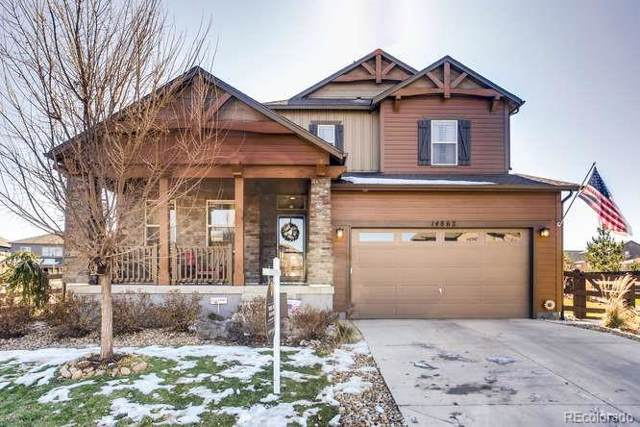 14862 Studebaker Place, Parker, CO 80134 (#5831542) :: The Healey Group