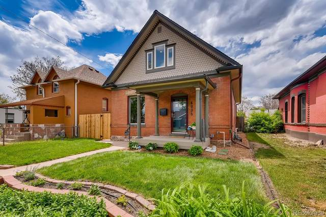 4035 N Shoshone Street, Denver, CO 80211 (MLS #5833744) :: 8z Real Estate