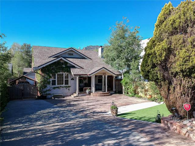 1011 Cheyenne Boulevard, Colorado Springs, CO 80905 (MLS #5834394) :: 8z Real Estate