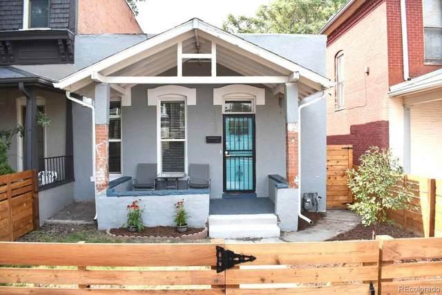 1435 N Emerson Street, Denver, CO 80218 (MLS #5835066) :: Neuhaus Real Estate, Inc.