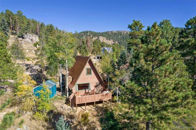7392 Brook Forest Way, Evergreen, CO 80439 (#5839155) :: The HomeSmiths Team - Keller Williams
