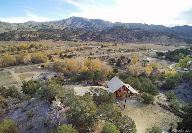 150 Cherry Creek Lane, Howard, CO 81233 (#5843936) :: Real Estate Professionals
