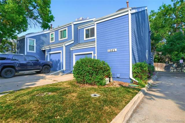 7982 Meade Street #6, Westminster, CO 80030 (#5846047) :: Venterra Real Estate LLC