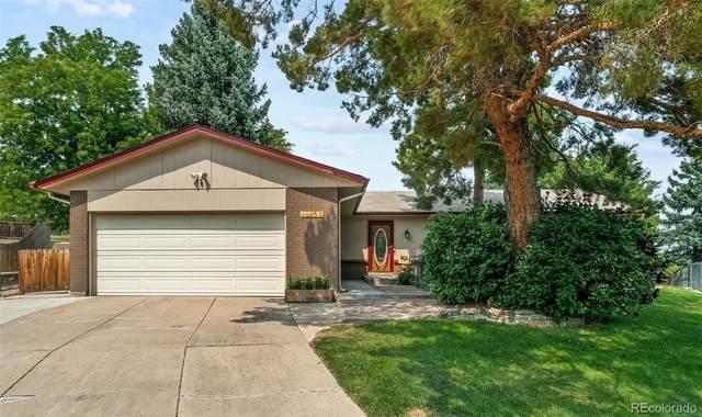 10657 W Layton Place, Littleton, CO 80127 (MLS #5850543) :: 8z Real Estate