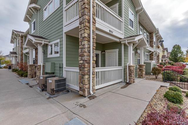 9551 Pearl Circle #104, Parker, CO 80134 (#5851951) :: The DeGrood Team